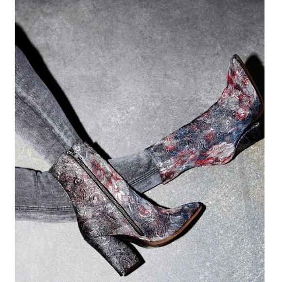 011586b7befa0 Free People Shoes   Mystic Charms Boot   Poshmark